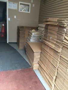 Self Moves – Packing Materials
